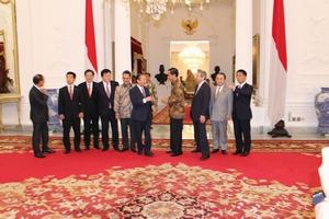 ジョコ・インドネシア大統領と